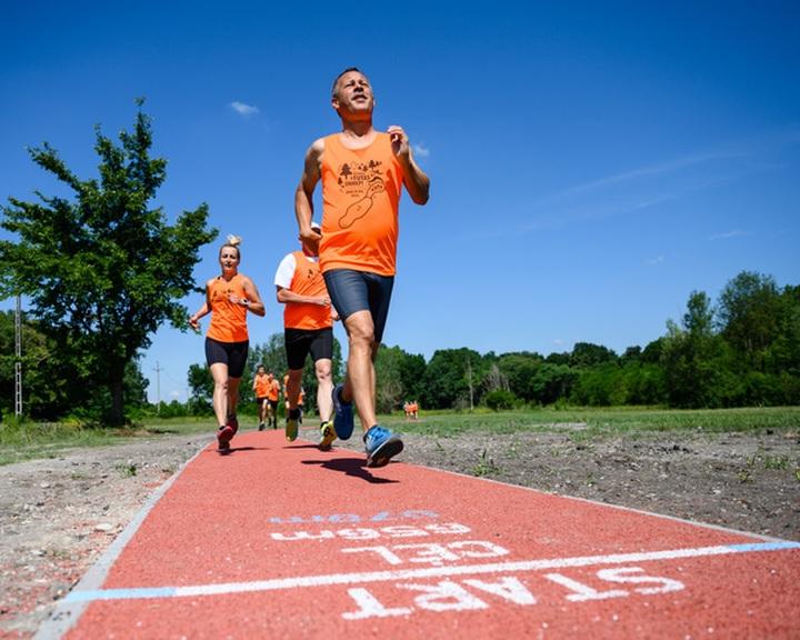 Révész Máriusz: ahol van futókör, nagyobb a sportolási kedv
