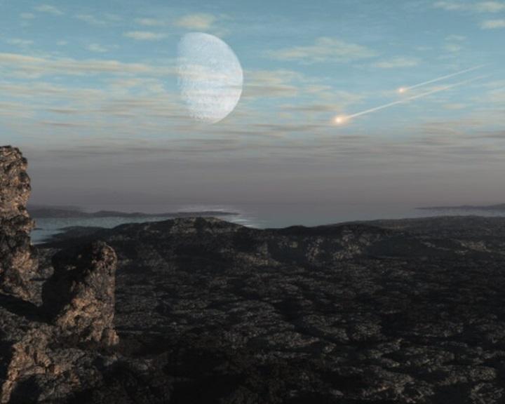 Az eddig véltnél jóval több aszteroidával ütközött a korai Föld