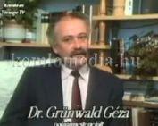 Polgármesterjelölt: dr. Grünwald Géza