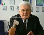 Boross Péter Európai Unió parlamenti kampány körútja ként Komlóra látogatott.