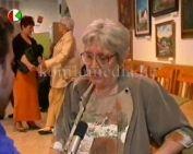 Rákos Ferencné kiállítása
