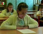 Szépkiejtési verseny a Gagarin Általános Iskolában