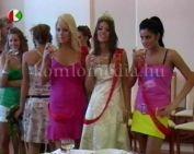 Felnőttszépségverseny 2008 (Merk Luca, Kocsis Dzsenifer, Csendes Ildikó)