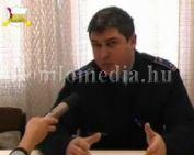 Közlekedési statisztika decemberben a komlói rendőrségen (Takács Gábor)
