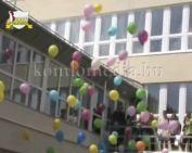 Komlói középiskolák ballagásai (2011)