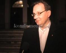 Fogadónapot tartott Dr. Hoppál Péter Komlón