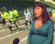 A DÖKE megrendezte 4 évszak futásának első fordulóját (Balogh Bettina)