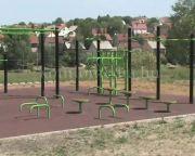 Ismét megrongálták a körtvélyesi sportparkot (Bareithné Benke Nikolett)