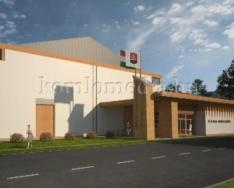 Kézilabda munkacsarnok épül a jövőben Szilvás városrészben